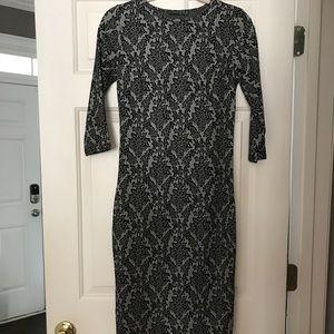 Slinky evening dress!